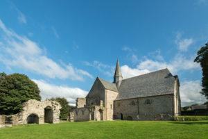 Abbaye du Relec plouneour-menez