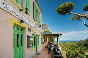 Café CapLan, Locquirec