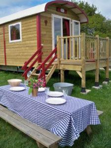 camping ferme de croasmen, plouigneau, morlaix, bretagne