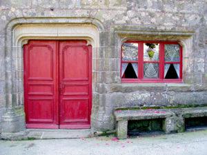 Porte demeure Guerlesquin