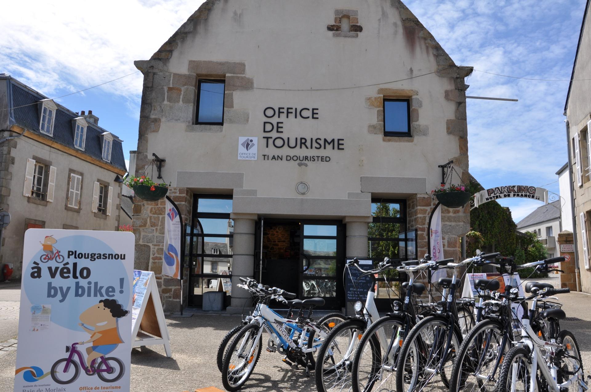 Office de tourisme de plougasnou informations pour vos vacances en bretagne - Office du tourisme plougasnou ...