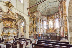 eglise saint-thegonnec interieur