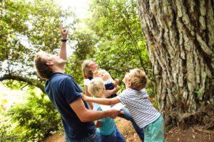 geocaching, jeu en famille