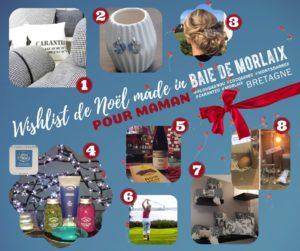 Idée De Cadeau Pour Noël.Nos Idées Cadeaux Pour Noël Baie De Morlaix Monts D Arrée