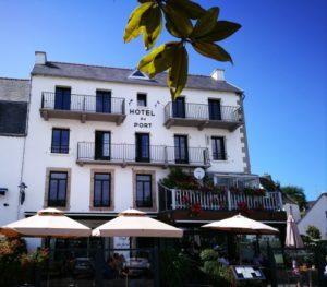 Hôtel du Port Locquirec