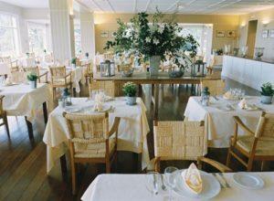 Restaurant Grand Hôtel des Bains Locquirec