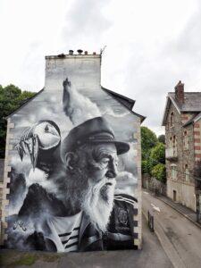 Le vieil homme et la mer Mx Graffiti Tour Photo Kristof Kiger