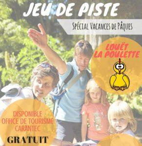 Louët La Poulette Jeu de piste à Carantec