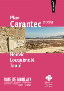 Plan de Carantec