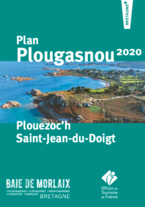 Map of Plougasnou cover