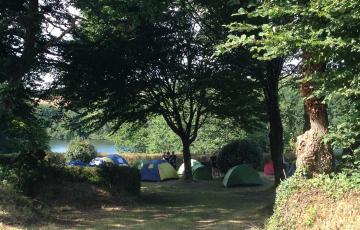 Camping au Lac du Drennec HPABRE029V514AUN