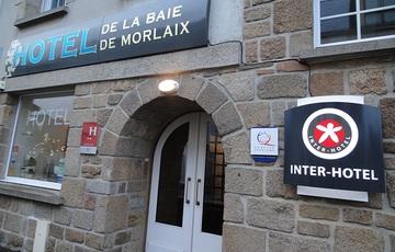 Inter-Hôtel de la Baie de Morlaix HOTBRE029FS0005N