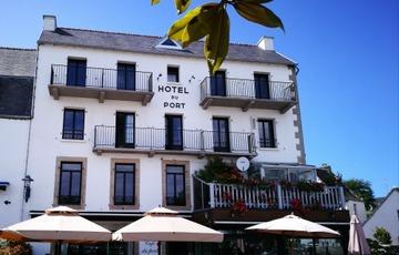 Hôtel - restaurant  du Port HOTBRE029V51IN33