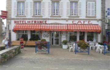 Hôtel de France (Restaurant) HOTBRE029CY00035