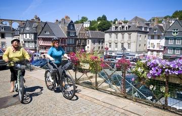 Le Tour de Manche, La Vélodyssée - De Morlaix à Roscoff ITIBRE029V50U26L
