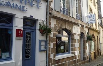 Hôtel-restaurant Saint-Melaine